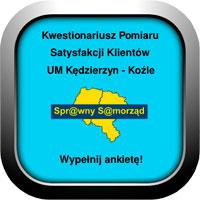 Kwestionariusz Pomiaru Satysfakcji Klientów Urzędu Miasta Kędzierzyn-Koźle