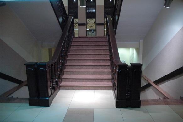 schody (główna klatka schodowa)